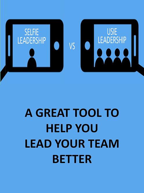 Selfie Leadership vs. User Leadership
