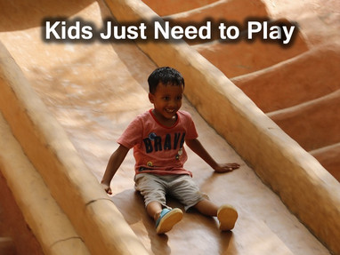 Kids Just Need to Play