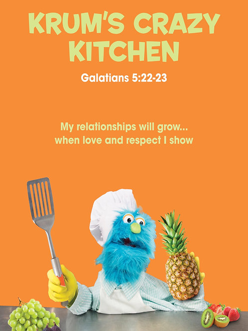 Krum's Crazy Kitchen (relationships series)
