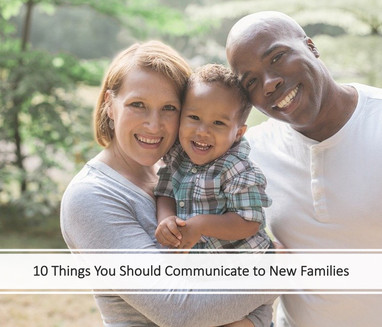 10 Things You Should Communicate to New Guest Families