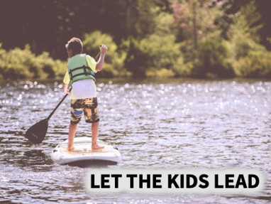 Let The Kids Lead