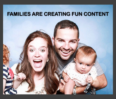 Families Are Creating Fun Content
