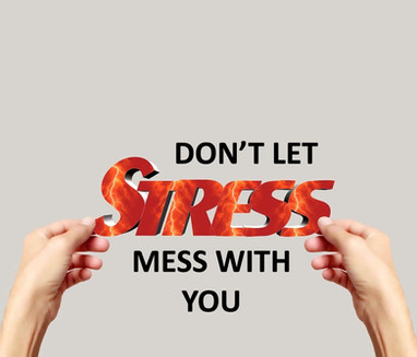 Don't Let Stress Mess With You