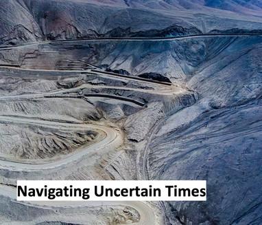Navigating Uncertain Times