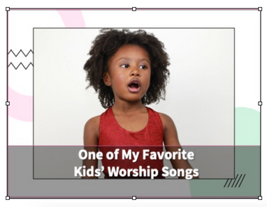 One of My Favorite Worship Songs for Kids