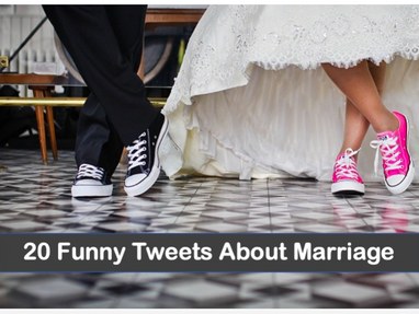 20 Funny Tweets About Marriage
