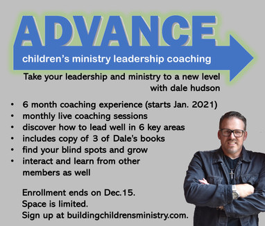 Children's Ministry Coaching... Grow You...Grow Your Ministry