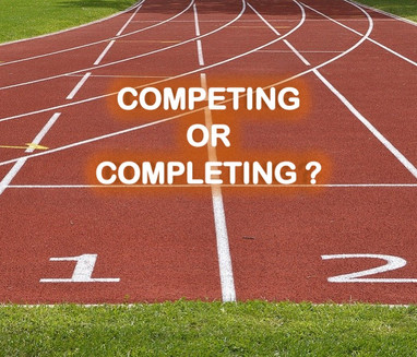 Competing or Completing?