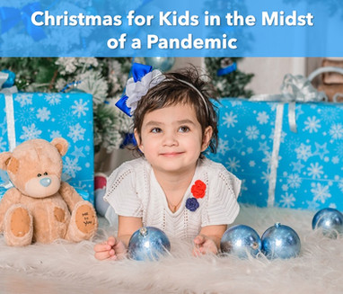Christmas for Kids in the Midst of a Pandemic