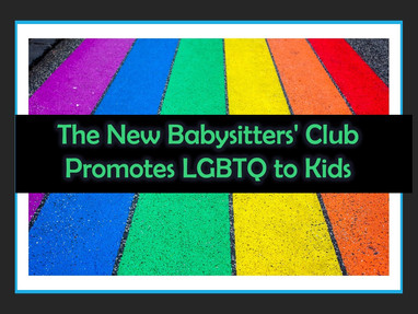 The New Babysitters Club Promotes LGBTQ to Kids
