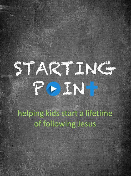 Starting Point (salvation class)