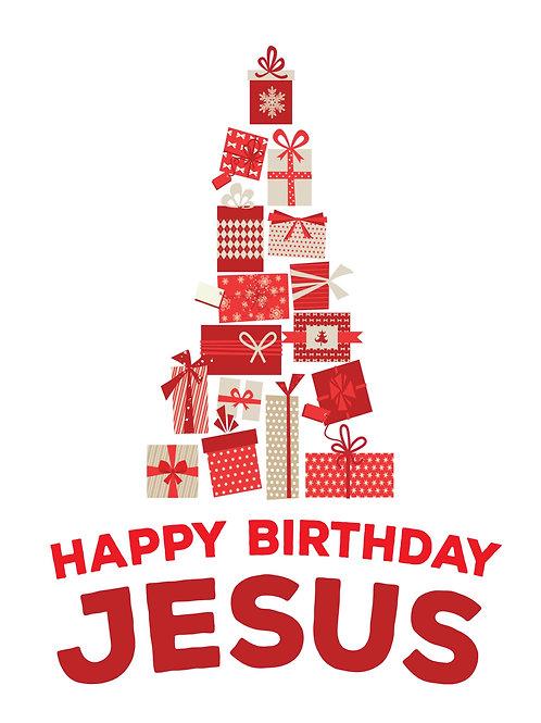 Happy Birthday Jesus! (Christmas Lesson)