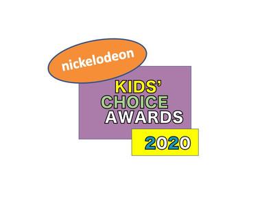 Kids' Choice Awards 2020 - Winners
