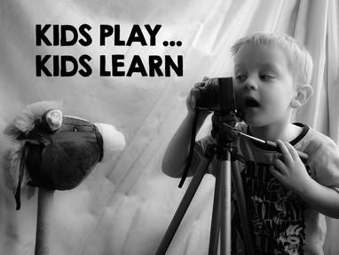 Kids Play...Kids Learn