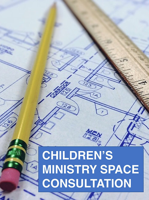 Children's Ministry Space Consultation