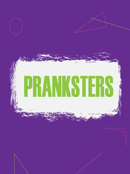 Pranksters (apologetics series for kids)