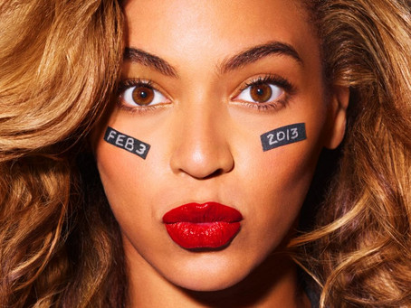 How to achieve Beyoncé's perfect overlined lippy look!