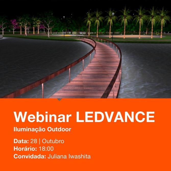 Webinar Ledvance Iluminação Outdoor