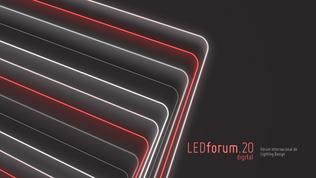 LEDforum.20 divulga como foi seu evento digital e anuncia sua reprise.