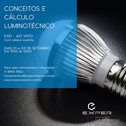 Luminotechnical Concepts and Calculation