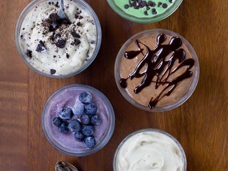 BANANA ICE CREAM - 9 RECIPES by Chocolate Covered Katie
