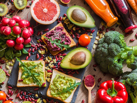 VEGANISM: HOW YOUR BODY CHANGES FROM DAY 1