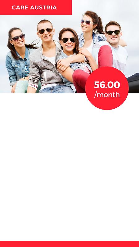 Health insurance Austria cost