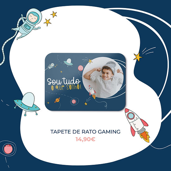 Tapete Rato Gaming