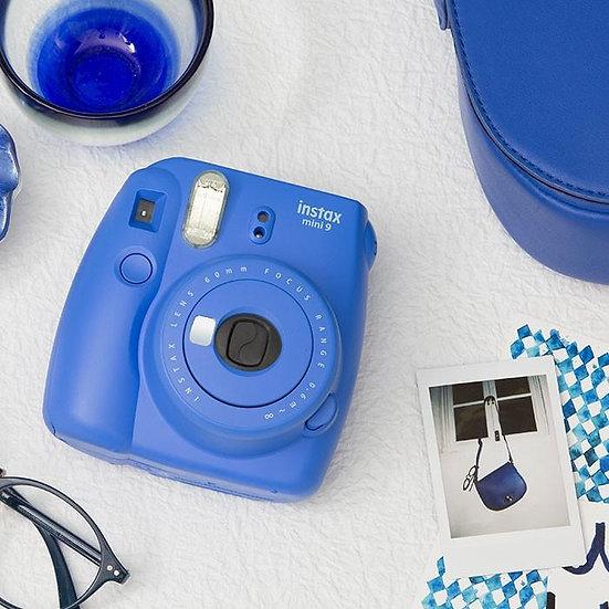Instax Mini 9 - Cobalt Blue