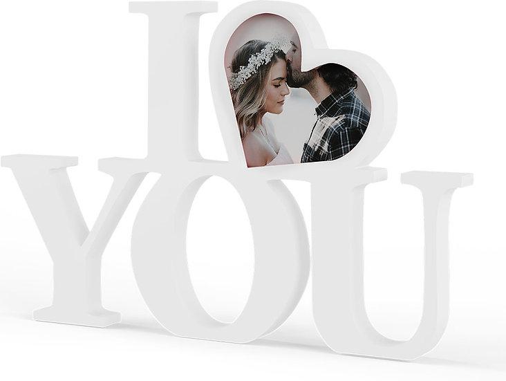 Moldura - I Love You