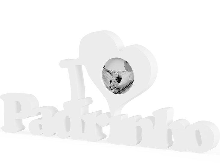 Moldura - I Love Padrinho