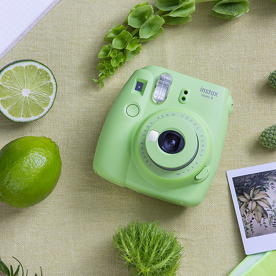 Instax Mini 9 - Lime Green