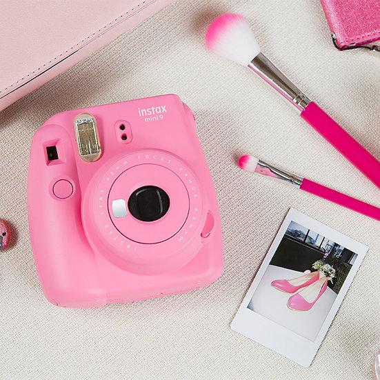 Instax Mini 9 - Flamingo Pink