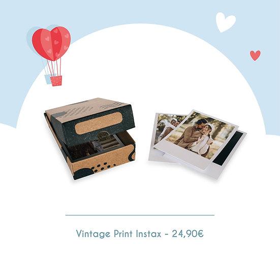 Impressões de Fotografias Polaroid (30 fotos)