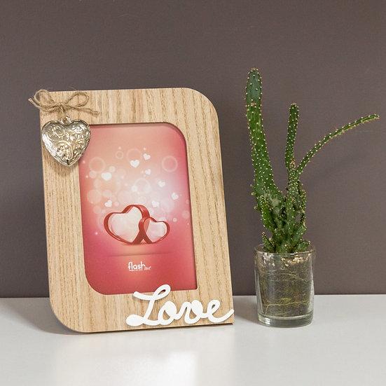 Moldura Love 10x15cm