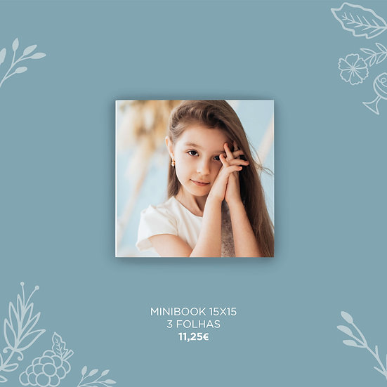 Minibook 15x15