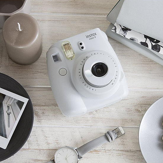 Instax Mini 9 - Smoky White