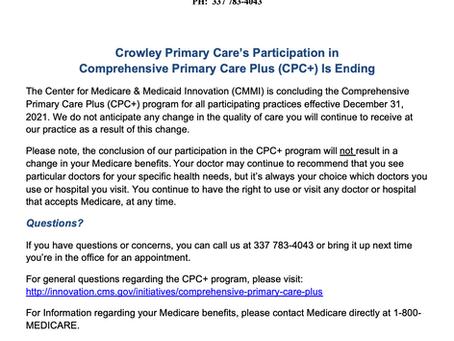 Goodbye CPC +