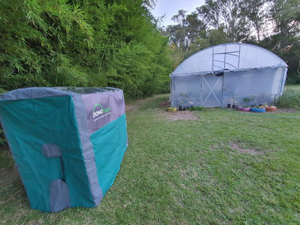 Renewable Energy: Biogas Dome donated two biodigesters to the Biosystem Model