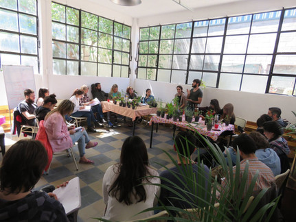 CeSus: a formation space to contribute to ecosystemic logic and development