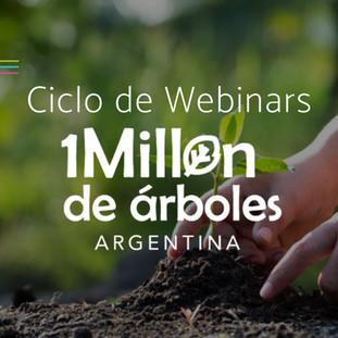 Ciclo Gratuito de Charlas de Semana del Árbol y Millón de Árboles