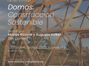Domos: Construcción Sostenible