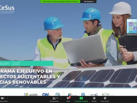 Comenzaron las dos nuevas cohortes del Programa Ejecutivo en Proyectos Sustentables y Energías Renov