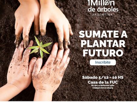Campaña 1 Millón de Árboles Córdoba 🌳