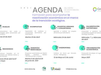 Agenda 2021 del CeSus – Centro de Sustentabilidad para Gobiernos Locales