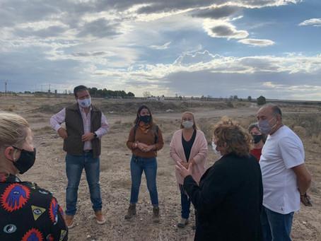Proyecto de forestación con nativas en un nuevo Centro de Jubilado de Las Grutas