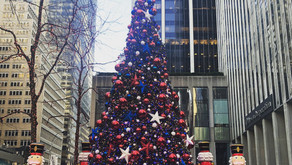 Travelling the World With or Without Homeschooling - Christmas in New York