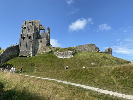 Learning by Being There: Corfe Castle & the English Civil War
