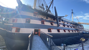 Learning by Being there: Portsmouth Historic Docks
