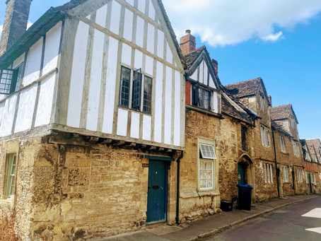 Learning by Being There: Step Back in Time at Lacock Village...(Bonus at the end)